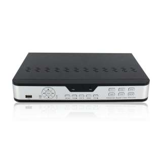The kit DVR DK047A 500GB includes a 4 channel standalone DVR with