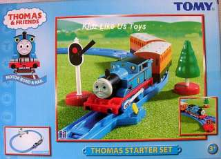 Thomas the Tank   STARTER TRAIN SET (Tomy)