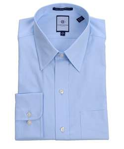 Tommy Hilfiger Ithaca Mens Light Blue Dress Shirt  Overstock