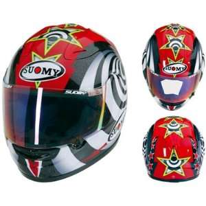 Suomy Spec 1R Motorcycle Helmet Hodgson USA Sports