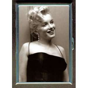 KL MARILYN MONROE INNOCENT POSE ID CREDIT CARD WALLET CIGARETTE CASE