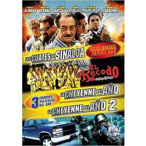 Los Cuates De Sinaloa / La Cheyenne Del Ano / La Cheyenne Del Ano 2 (3