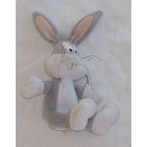 Warner Bros; 5 Bugs Bunny Keychain Plush Toys & Games