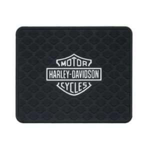 Harley Davidson® Silver Bar & Shield Utility Mat