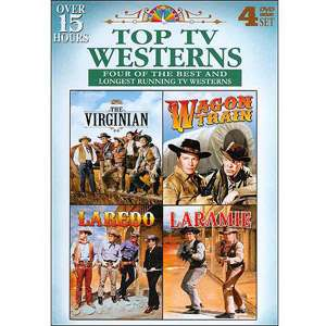 Top TV Westerns (Full Frame): TV Shows