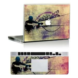 Music   Apple Macbook Pro/Air Decal Complete Sticker Avery