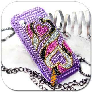 BLING Faceplate Cover Case Samsung Galaxy S i9000