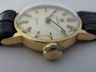 OMEGA GENEVE 18K SOLID GOLD LADIES JEWEL BEAUTIFUL LOOK