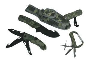 New ACU Combat Knife Set German Made
