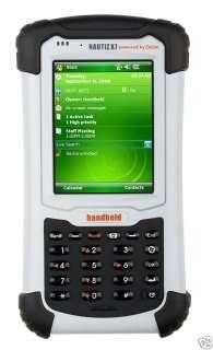 Rugged HandHeld Nautiz X7 Waterproof Data Collector PDA, GPS, BT, 3G