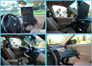 Car Auto Vehicle Netbook Laptop Mount Stand Table 100B