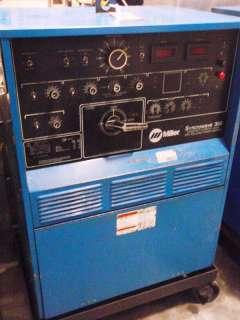8668 MILLER Syncrowave 350 TIG Welder