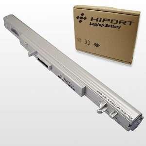 Hiport Laptop Battery For Asus W3A, W3V, W3000A, W3000V, A42 W3, A41