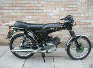 PUCH GRAND PRIX 50 JPS JOHN PLAYER SPECIAL DECAL SET