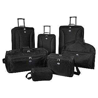 Pc Set Black  American Tourister For the Home Luggage & Suitcases