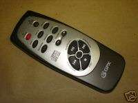 GPX DV7500 DVD HOME THEATER SYSTEM REMOTE Tested 414