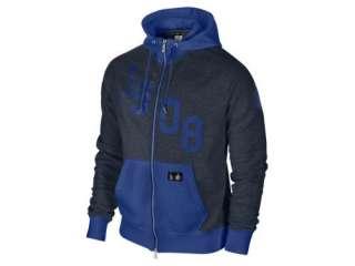 Nike Store Italia. Felpa con cappuccio da calcio Inter AW77   Uomo