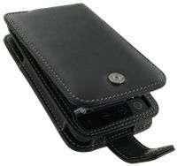 Htc Sprint Evo 4G Monaco Flip Type Leather Case Cover