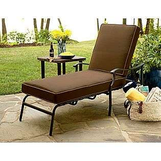 Outdoor Chaise Lounge Chairs Patio Double Chaise