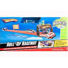 Hot Wheels Roll   Up Raceway Portable Track   Mattel   Toys R Us