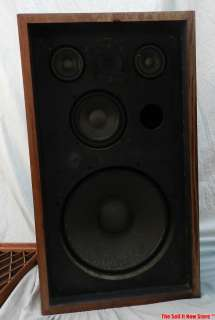 CS 88 CS88 floor speakers loudspeakers subwoofer working!