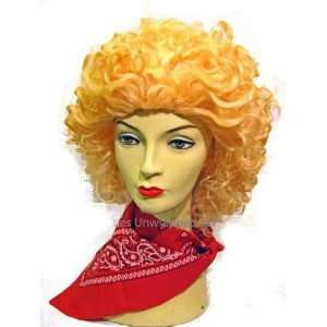Dolly Parton Fancy Dress Wig and Scarf Kit Toys & Games