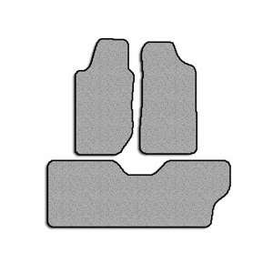 Chevrolet S10 Pickup Touring Carpeted Custom Fit Floor Mats   with 3rd