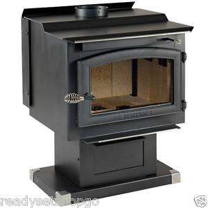 PERFORMER WOOD BURNING STOVE/BLOWER HTS 12 Hr/2000 SF