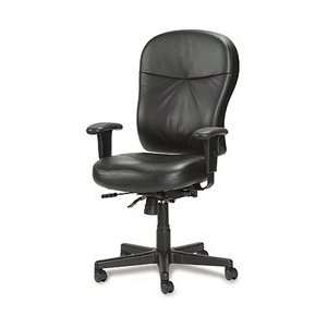 Eurotech 4x4 XLE High Back Leather Executive Chair