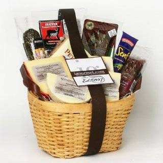 Grocery & Gourmet Food Gourmet Gifts Meat Gifts Basket