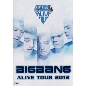 Big Bang   Alive Tour 2012 (DVD) Big Bang, Taeyang