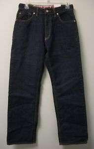 UNIONBAY UNION BAY Boys Navy Blue Jeans Pants 16 NEW