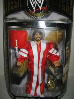 WWE Lanny Poffo Wrestling Figure Classic Superstars lot of 1 wwf awa