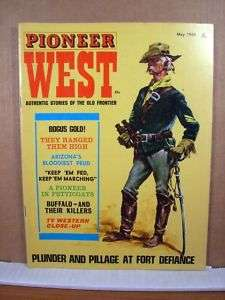 Pioneer West Magazine, May 1968