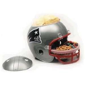 New England Patriots Helmet   Snack