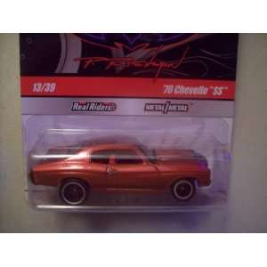Hot Wheels Phils Garage 1970 Chevy Chevelle SS  Toys & Games