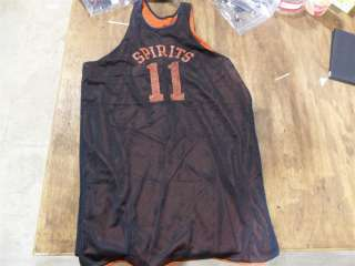 Gus Gerard Spirits of St. Louis ABA Practice Jersey Game Used Rare *14