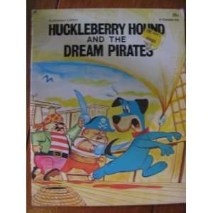 Huckleberry Hound and the Dream Pirates Books