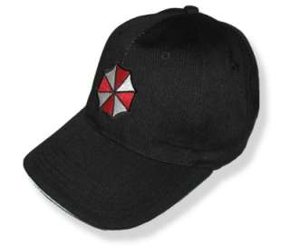 Resident Evil Umbrella Corp. Embroidered Hat STARS Cap