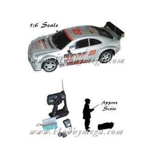 16 Scale R/C Radio Control Max Road Race Car Toys & Games