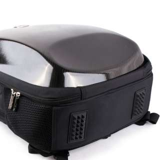 DELL ALIENWARE M15X M14X M11X LAPTOP BLACK CARBON FIBER BACKPACK BAG