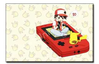 Pokemon   Ash and Pikachu Collectibles Fridge Magnet