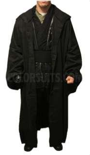 Star Wars   Anakin Skywalker Costume Replica Tunics + Robe   LARGE