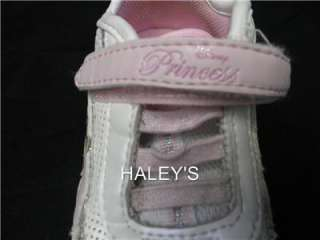 DISNEY PRINCESS GIRLS SHOES TENNIS SHOES SNEAKERS 8M