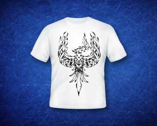 Cool tribal Firebird Trans am tattoo bird, eagle t shirt