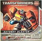 AUTOBOT BLASTER Transformers Universe SDCC Comic Con Exclusive Figure