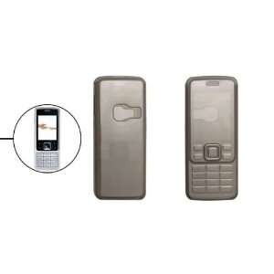 Plastic Full Body Protector Cover Case for Nokia 6300 Electronics