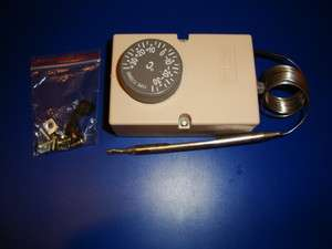 Universal Capillary Thermostat KIT  35 to +35 Deg Freezer Heating
