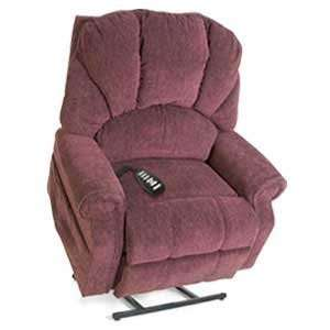 Full Recline Chaise Lounger   Pride Lift Chair