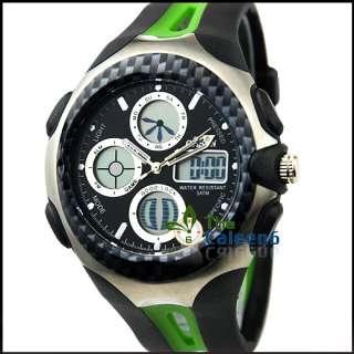 NEW OHSEN Fashion Mens Quartz Wrist Watch 5 Color 0918